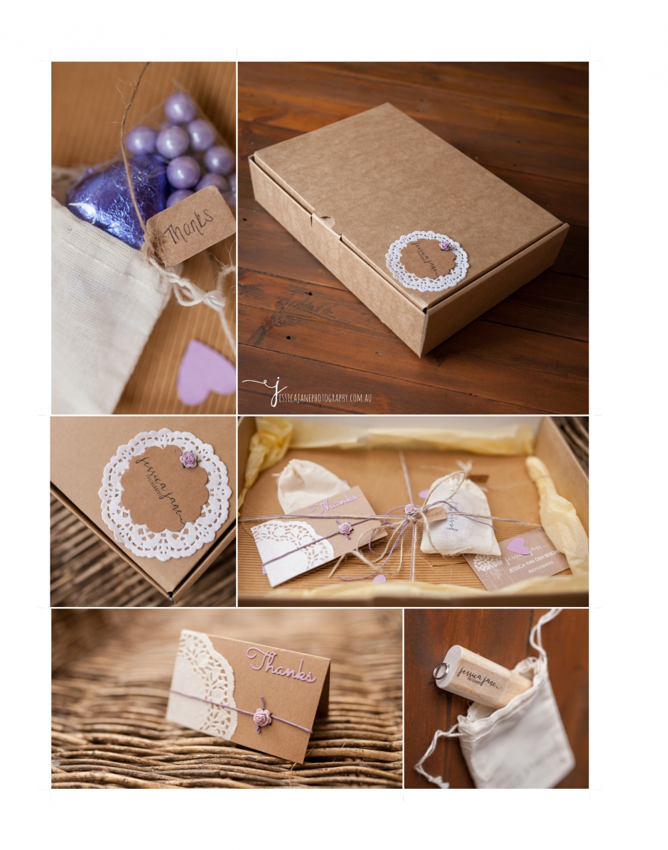 Jessica Jane Photography newborn client packagine