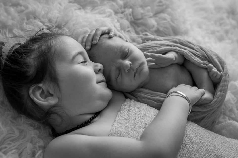 Newborn photographer for Warrnambool families